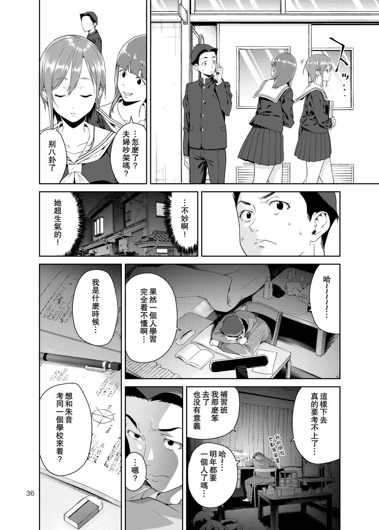 Osananajimi no Mama | 青梅竹馬的媽媽 35