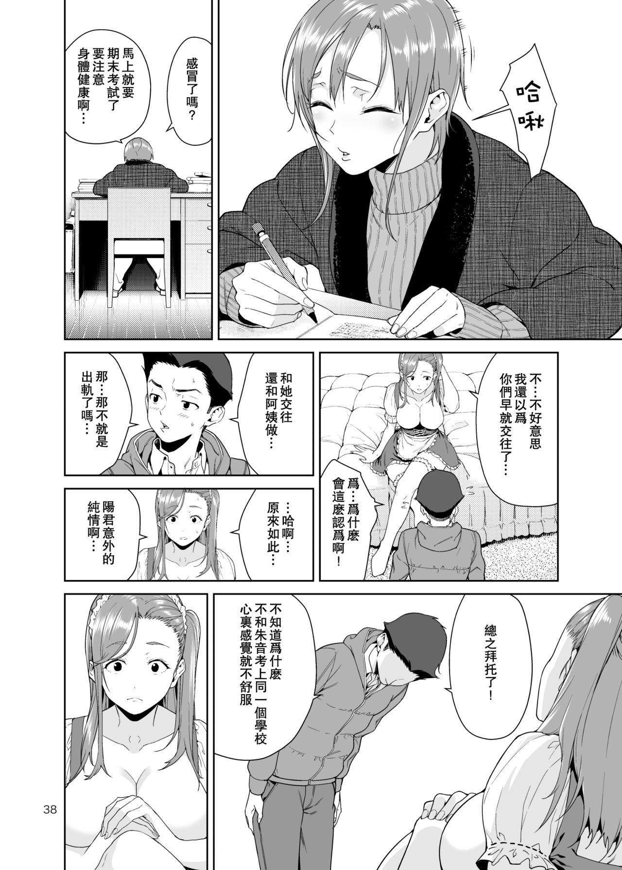 Osananajimi no Mama | 青梅竹馬的媽媽 37