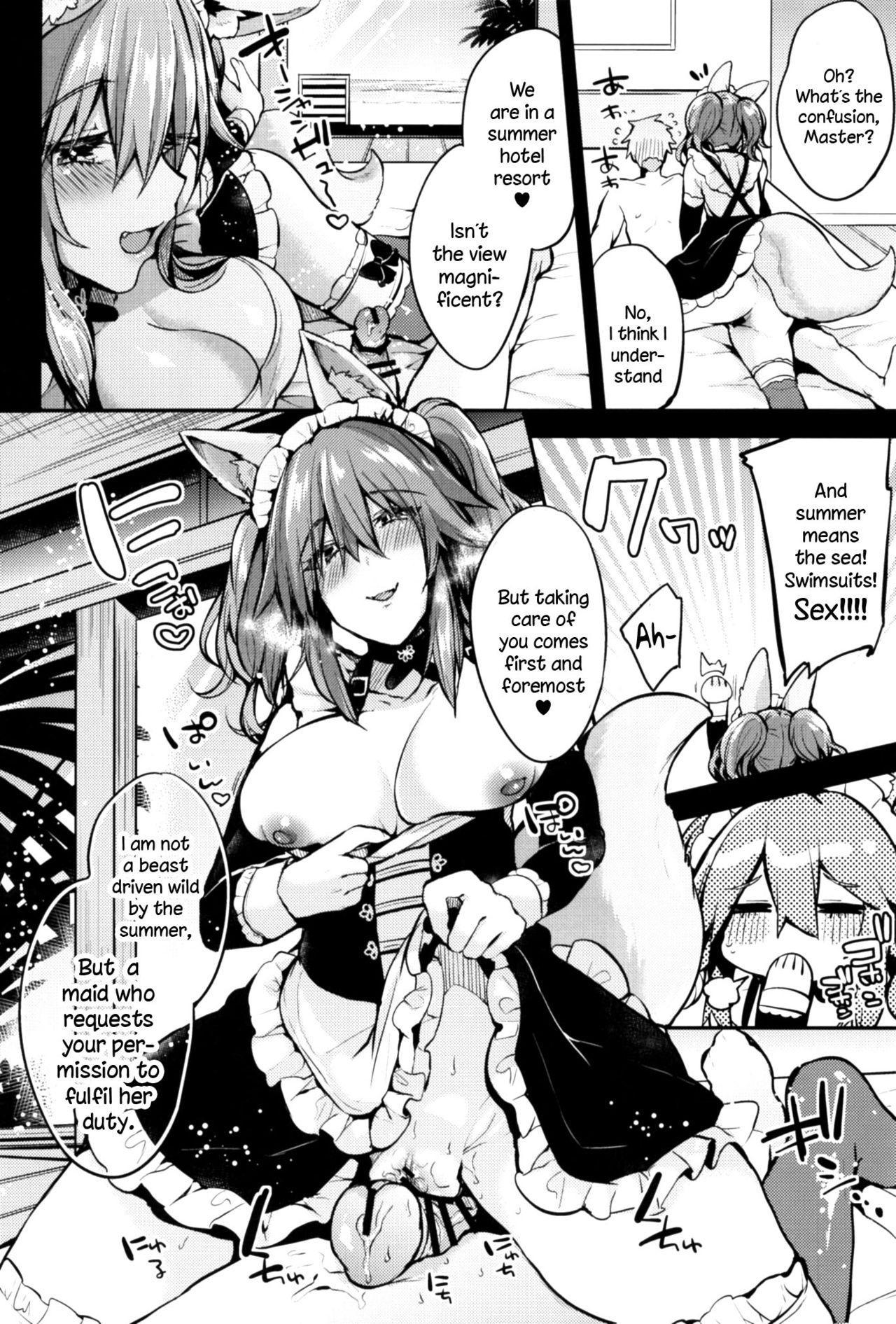 Maid Service Double Fox 3