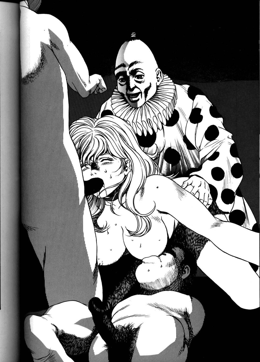 (C56) [ALPS (Ankokudou Shinkaigyo)] Ankoku-dou shinkaigyo e hua xuan-Shuu (Various) 43