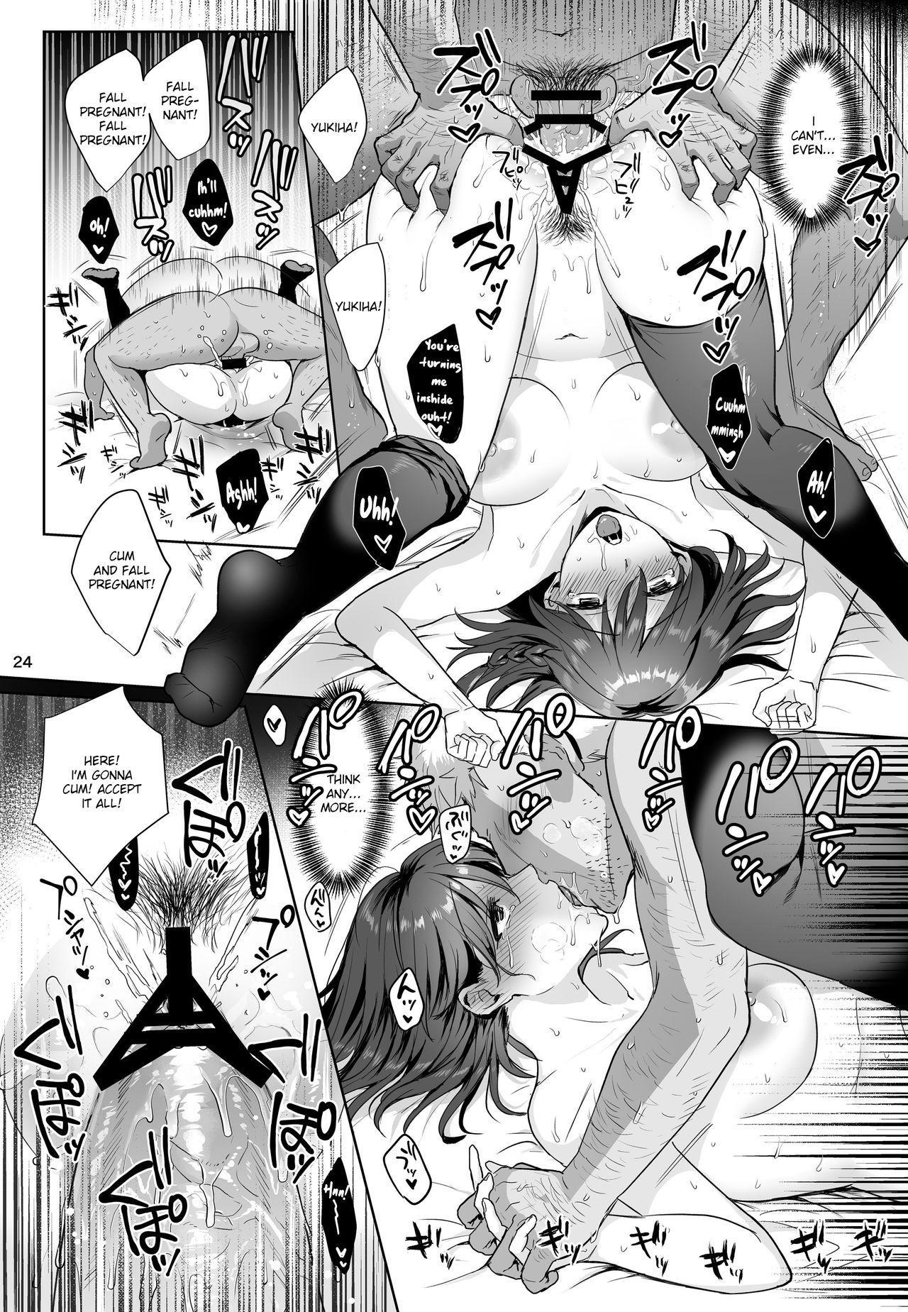 Toshoshitsu no Kanojo 22