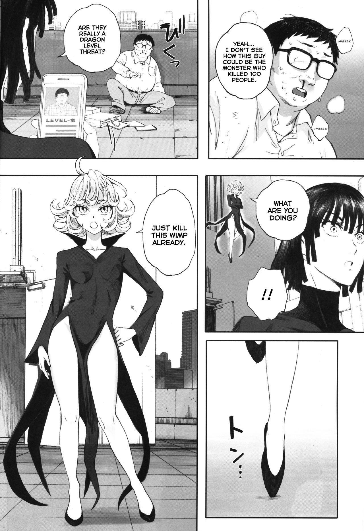 Ichigeki Haiboku | Defeated by One Punch! 2