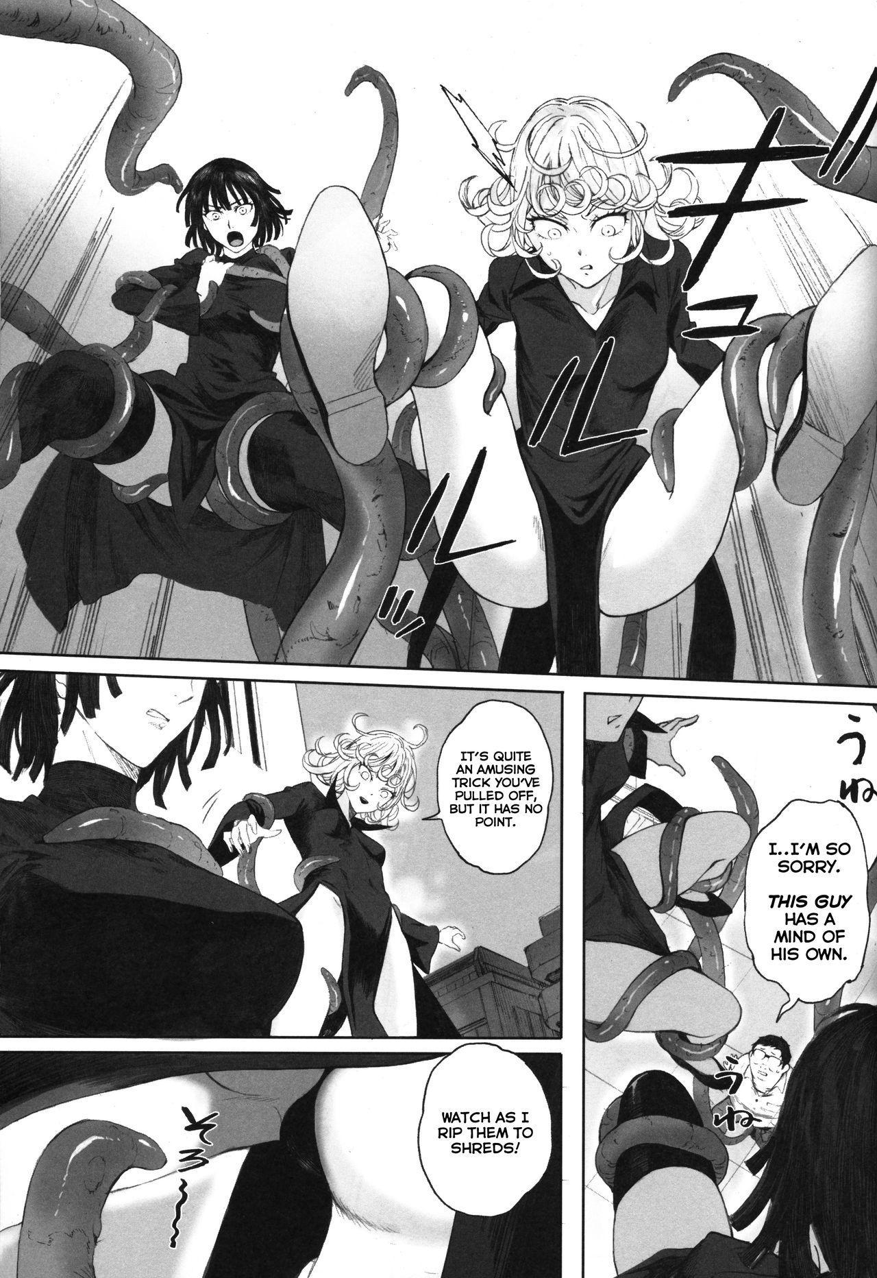 Ichigeki Haiboku | Defeated by One Punch! 5