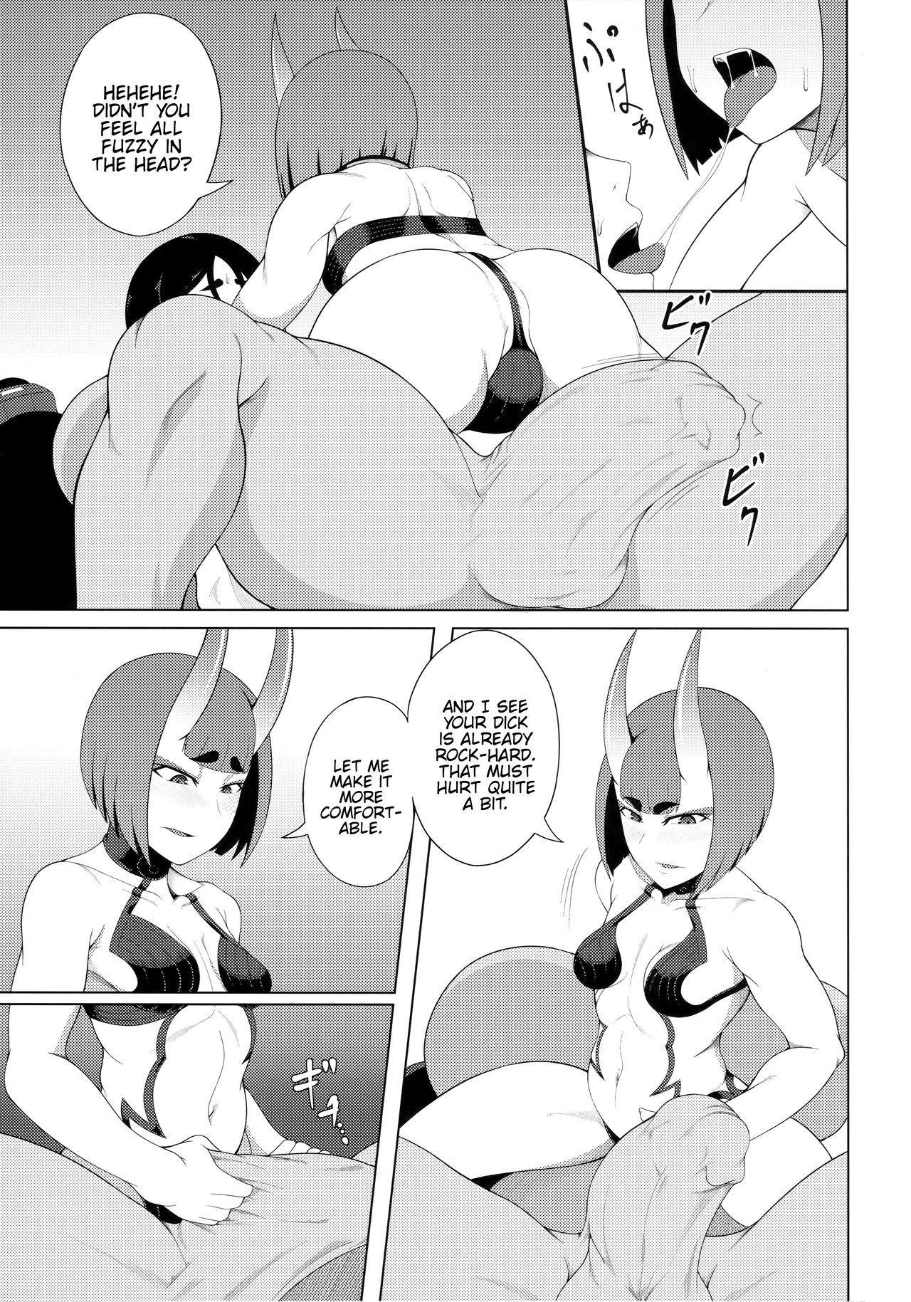 Haha Oni Kantsuu 9