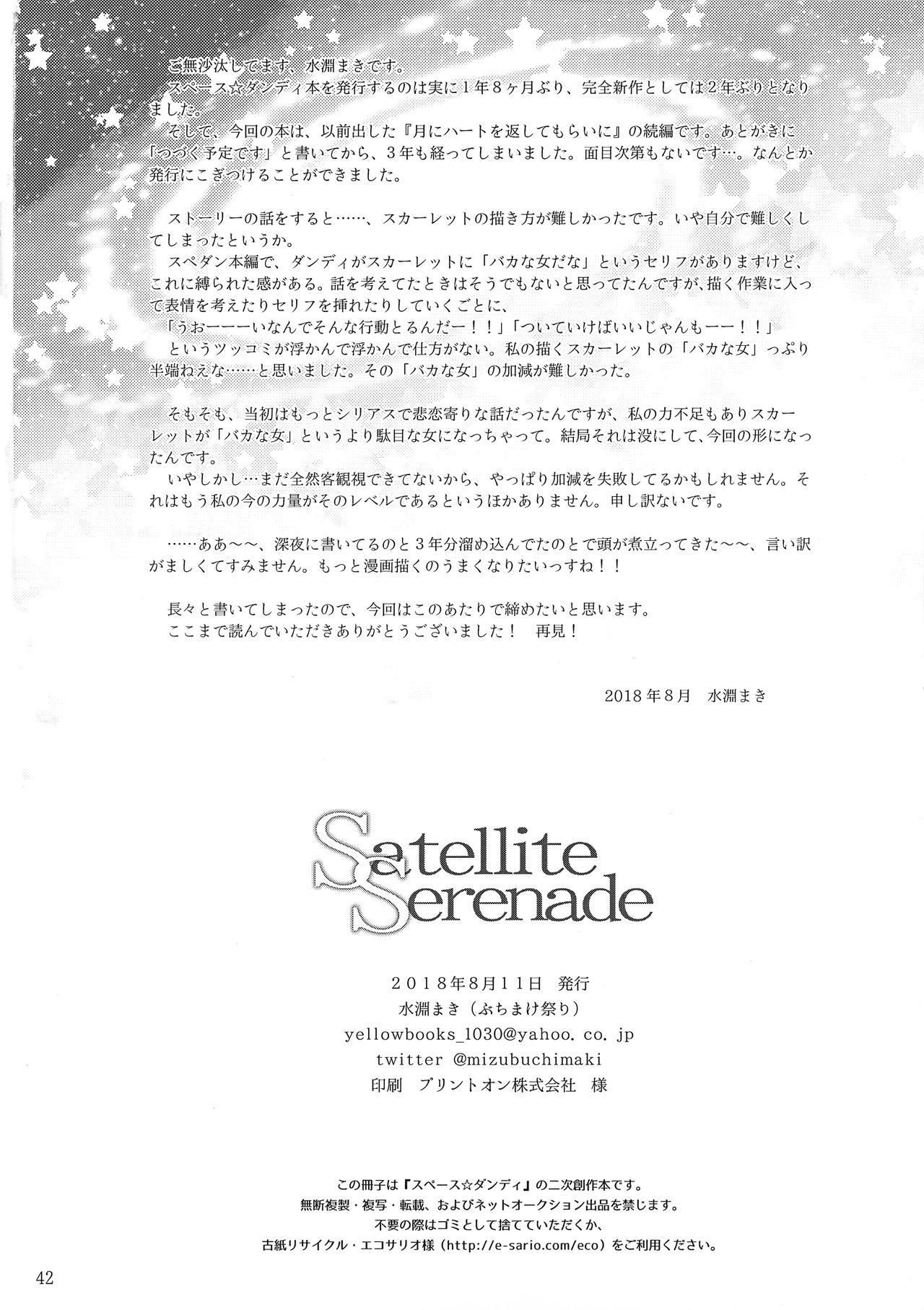 Satellite Serenade 40