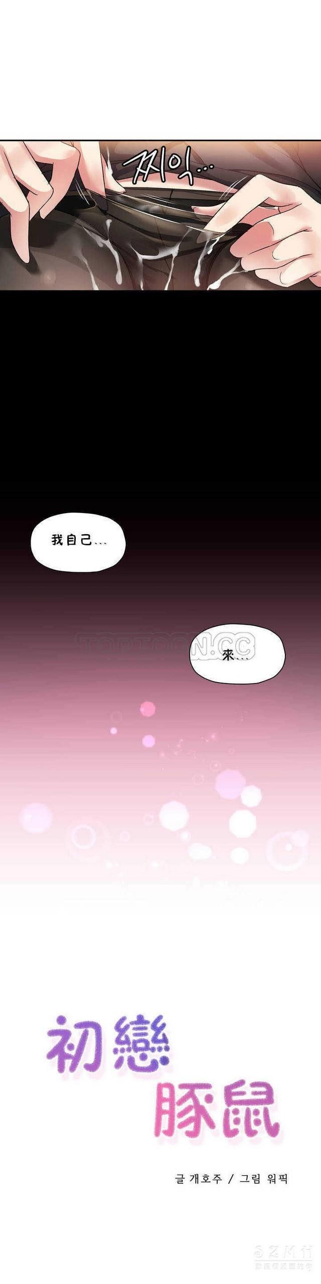 中文韩漫 初恋豚鼠 ch.11-34 284