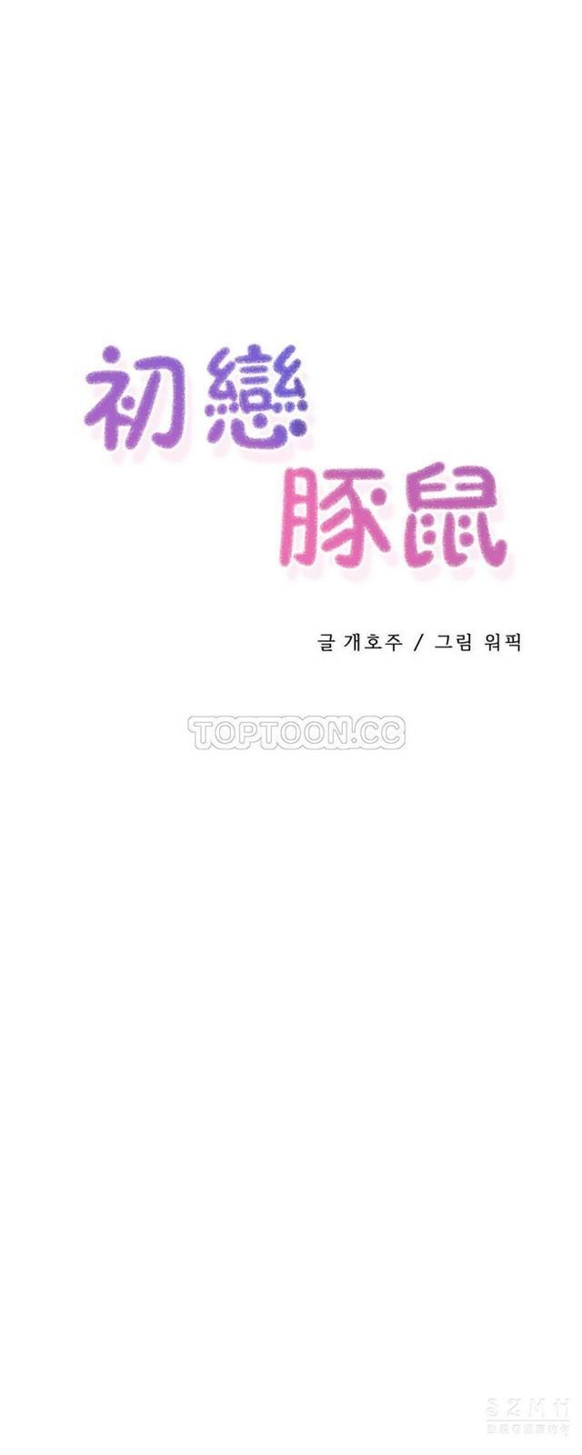 中文韩漫 初恋豚鼠 ch.11-34 498