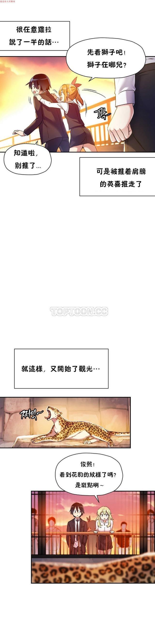 中文韩漫 初恋豚鼠 ch.11-34 4