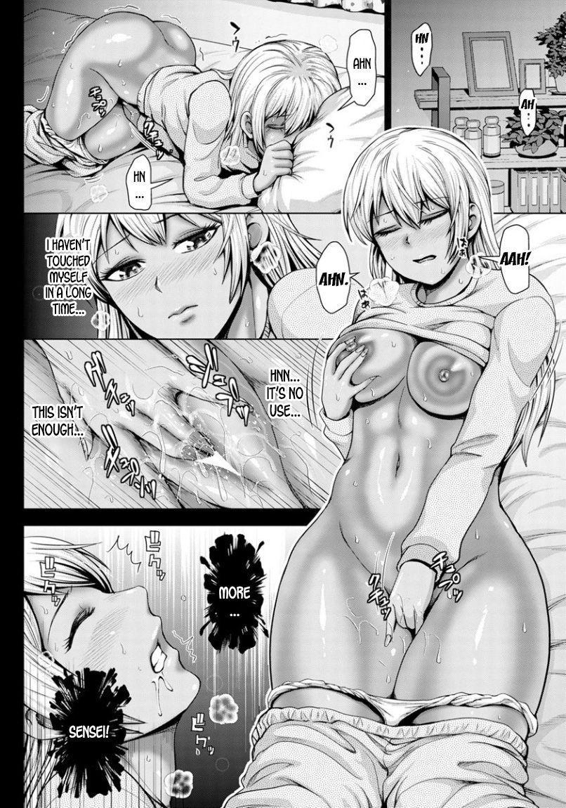 Kuro Gal Shojo wa Ochinpo Chuudoku | The Dark Virgin Gal is Addicted to Cocks 7