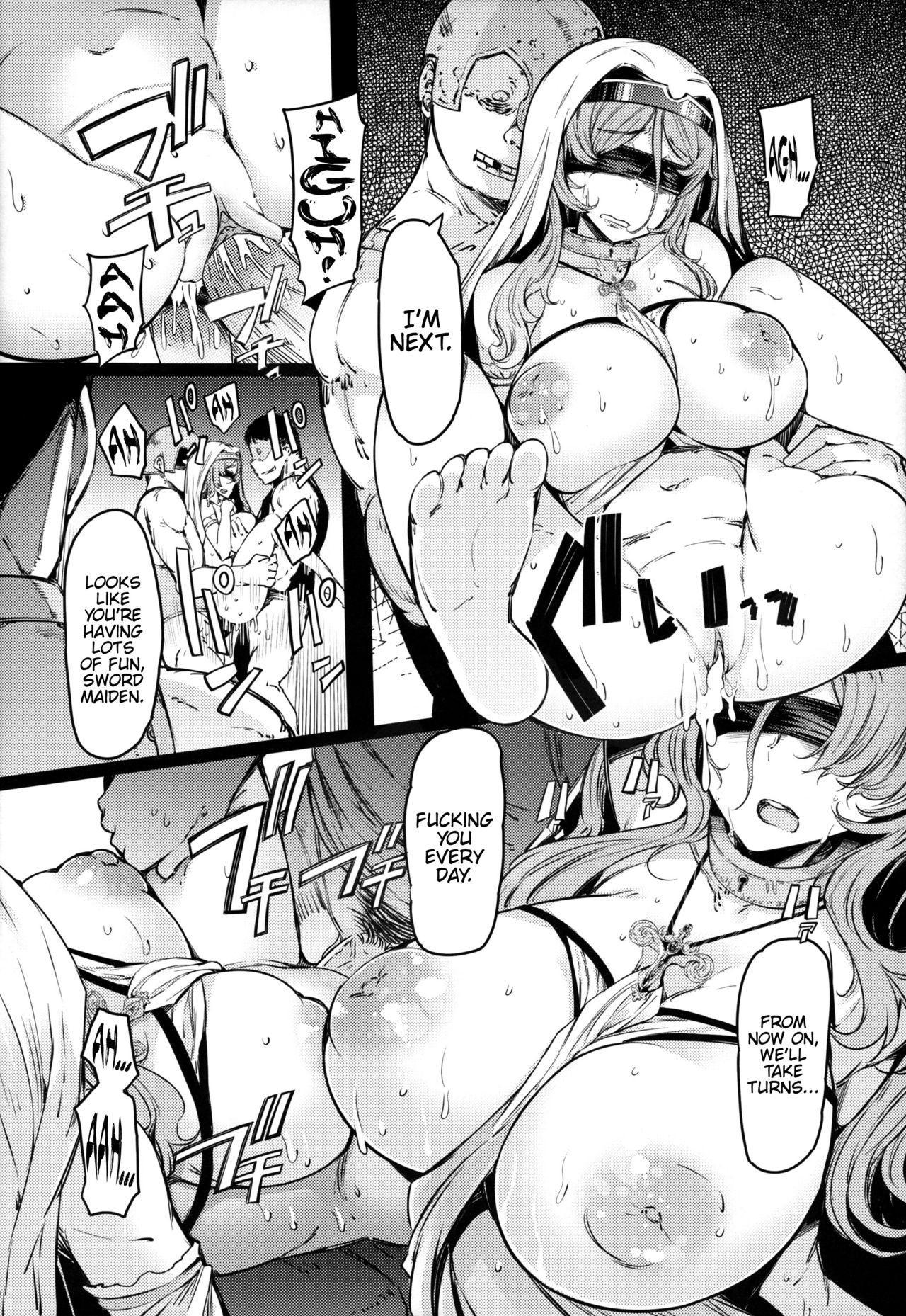 Sanku no Otome Zenpen 22