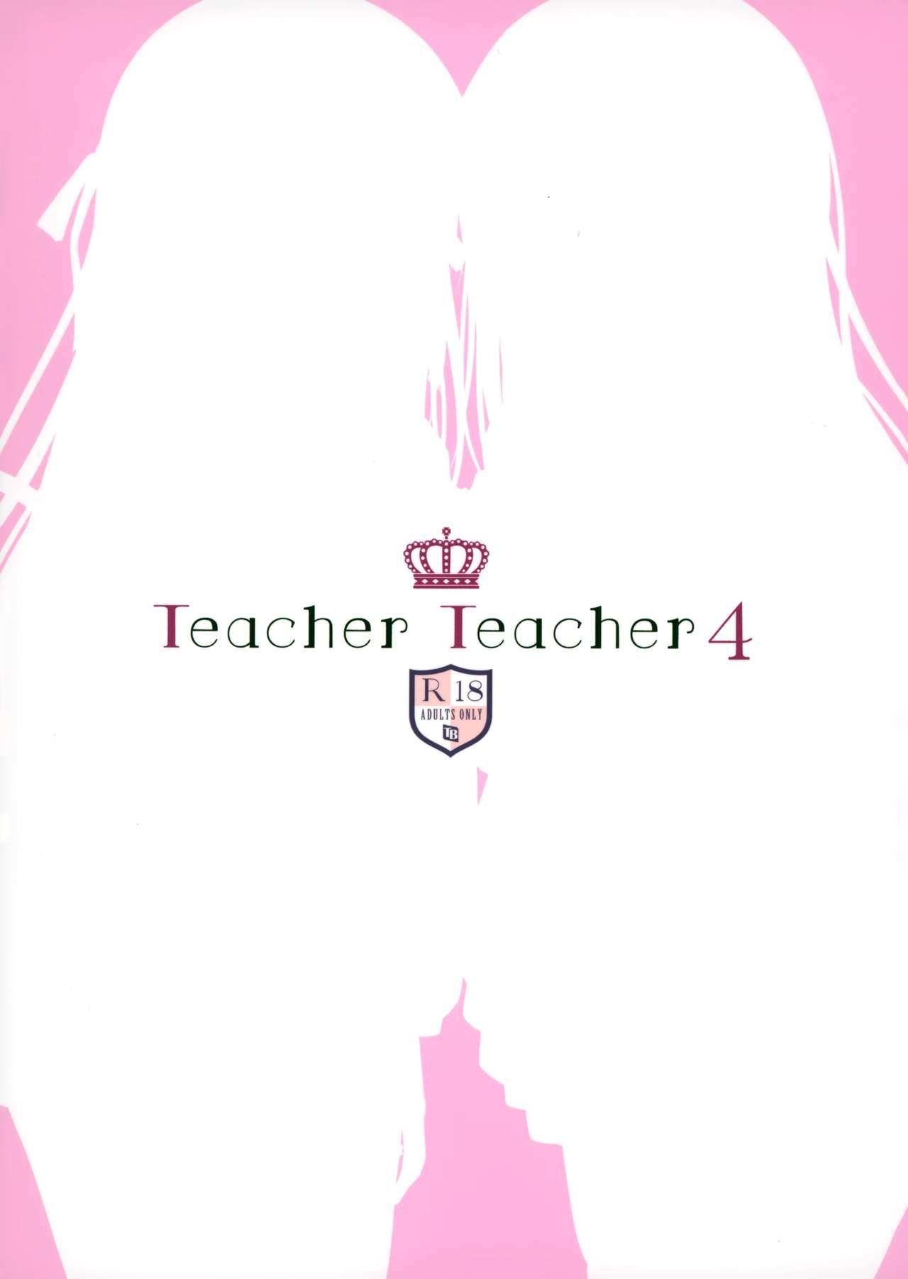 Teacher Teacher 4 25