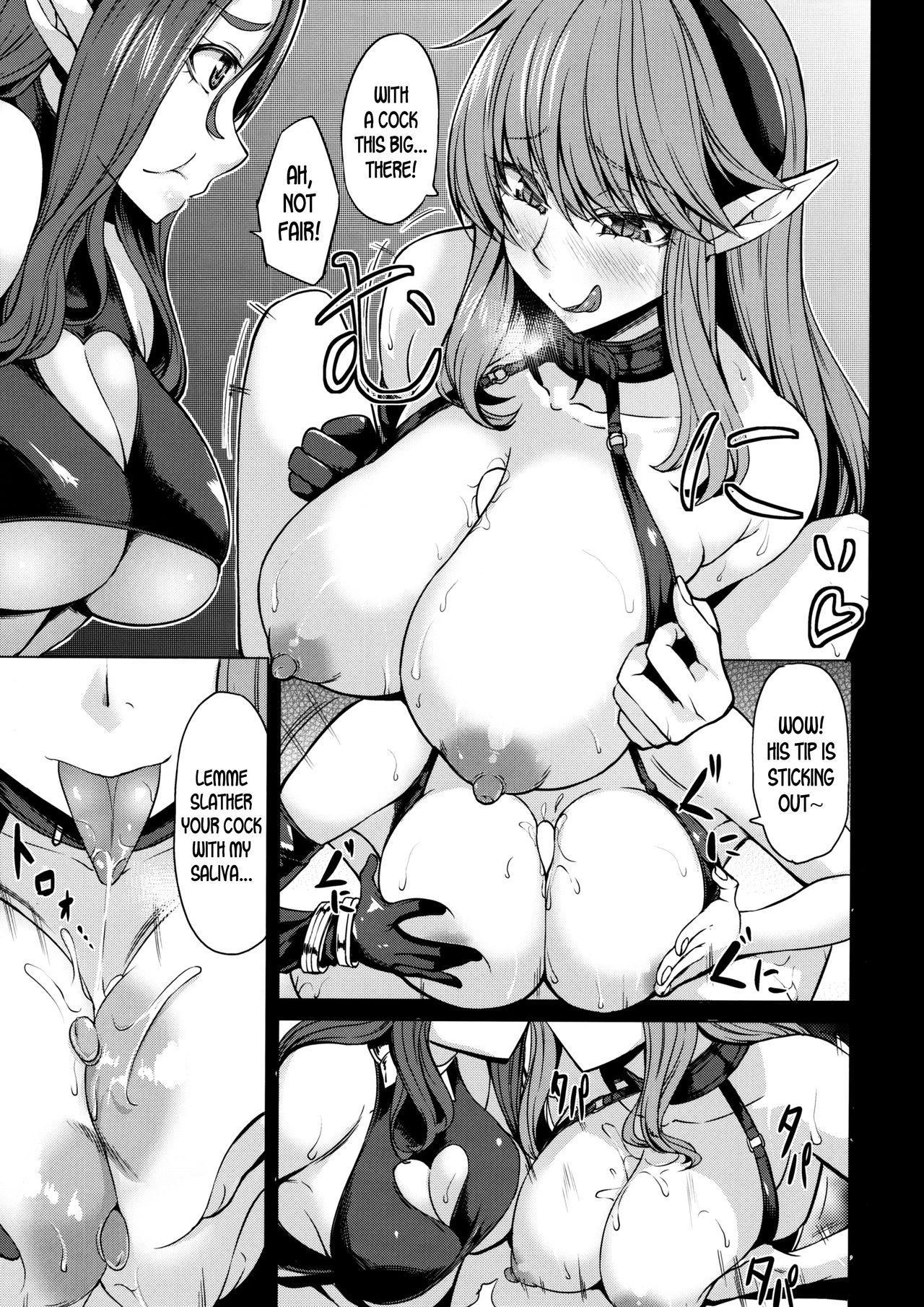 Succubus 3 Shimai no Shotagari 11
