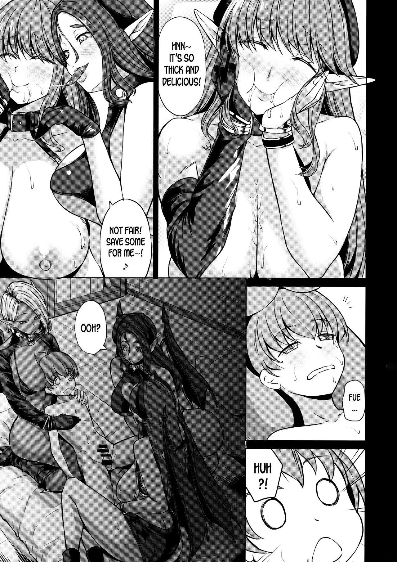 Succubus 3 Shimai no Shotagari 13