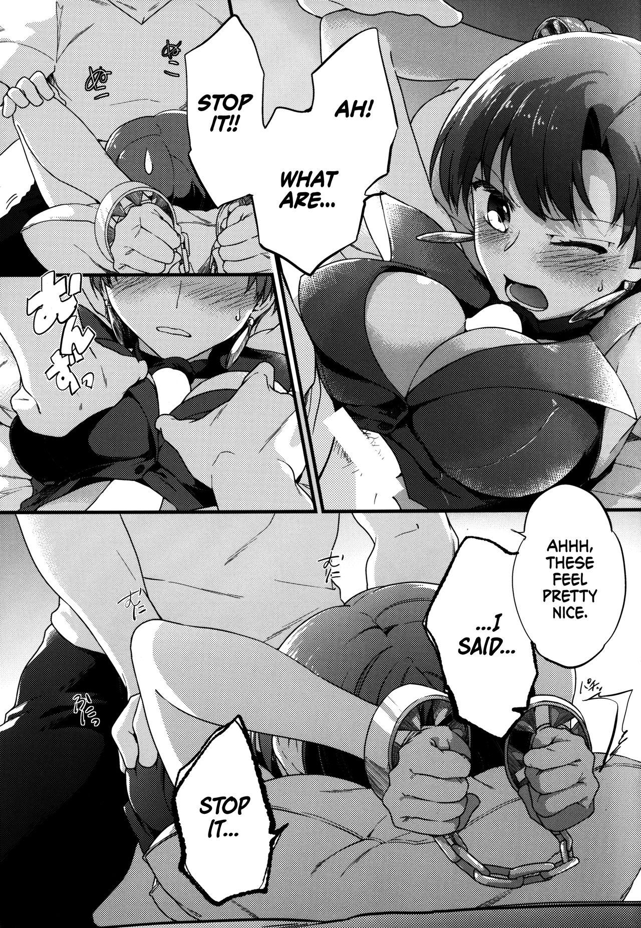 (C90) [Gokutsubushi (Misoiri)] Chiisai Lancer ga Bazett-san node Ookiku Naru | Little Lancer turns huge because of Bazett-san (Fate/hollow Ataraxia) [English] [EHCOVE] 8