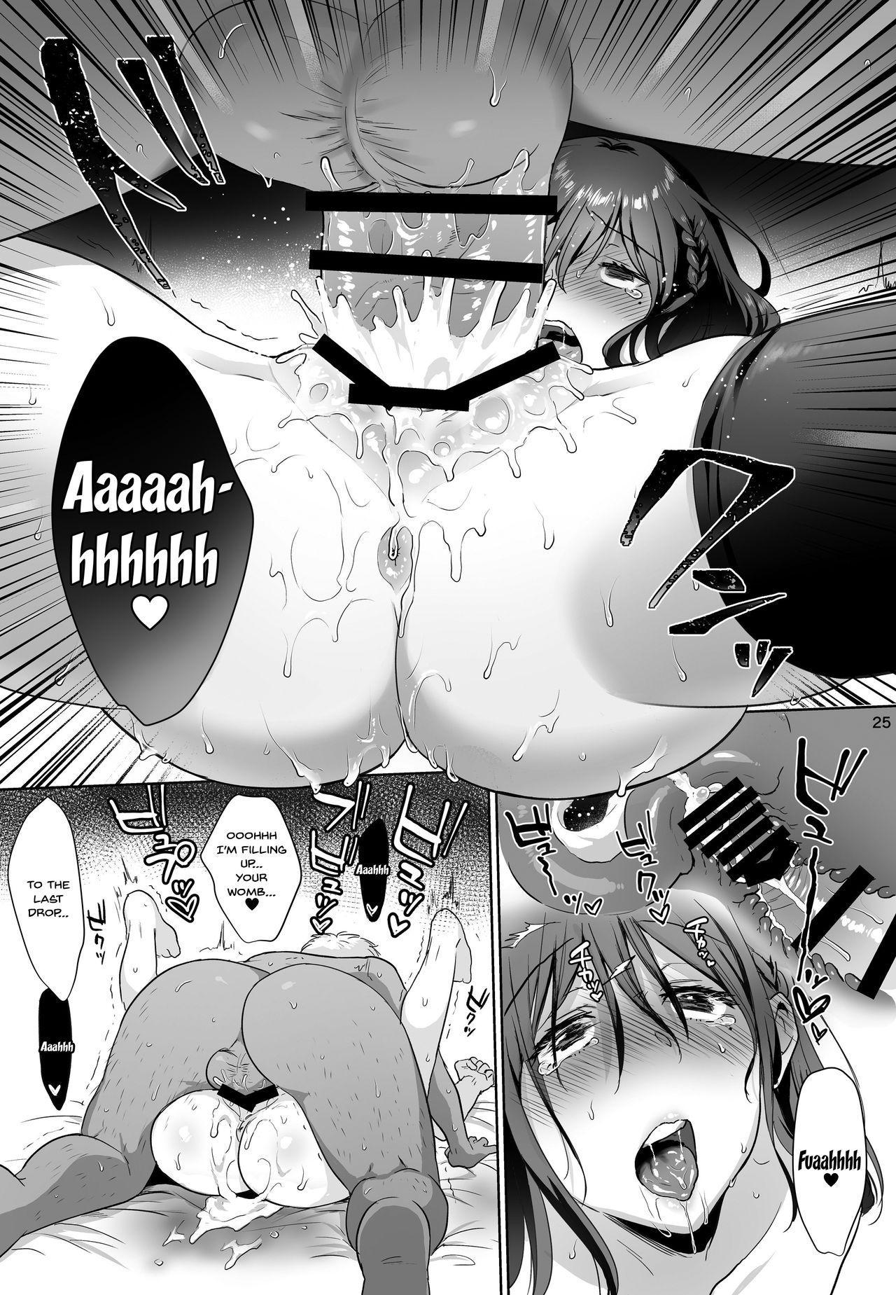Toshoshitsu no Kanojo 23