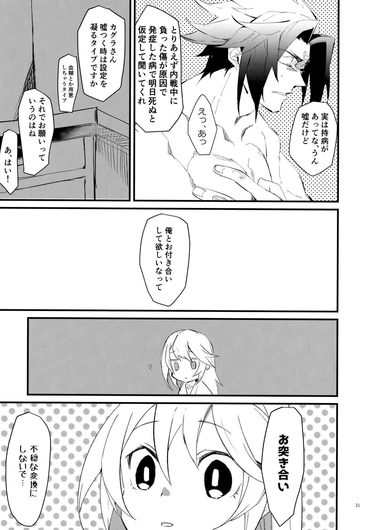 Seiya ni wa Aitakunai. 29