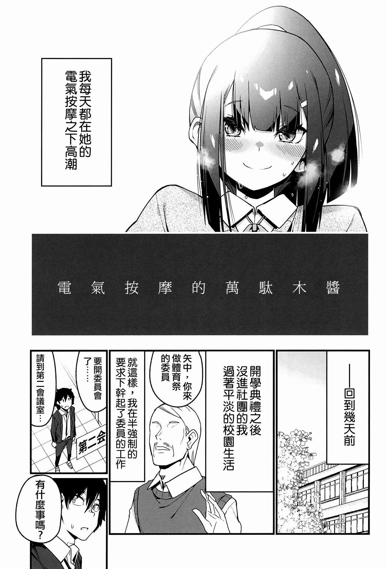 Denki Anma no Mandagi-san | 電氣按摩的萬駄木醬 11