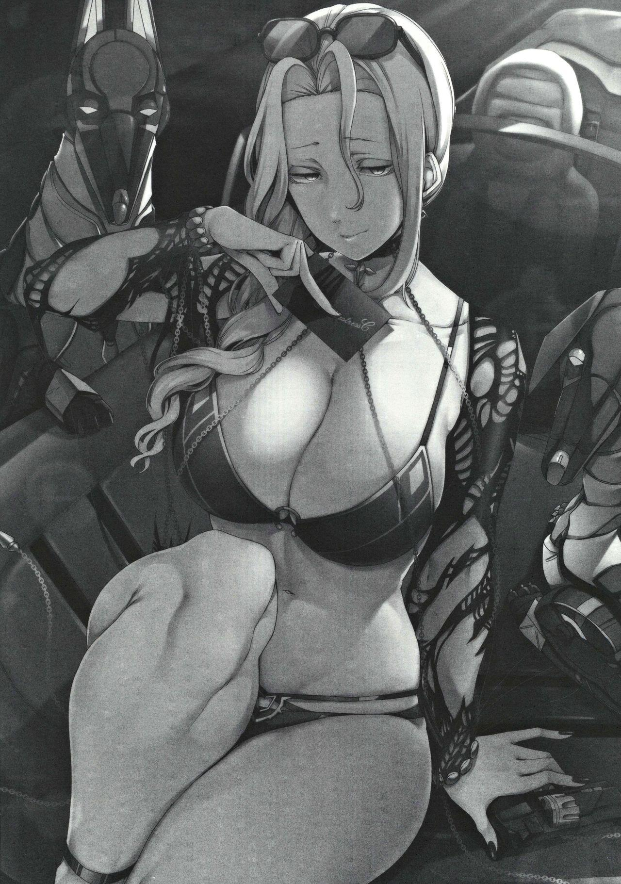 Carmilla-san no Ecchi na no ga Kakitakatta Hon 26
