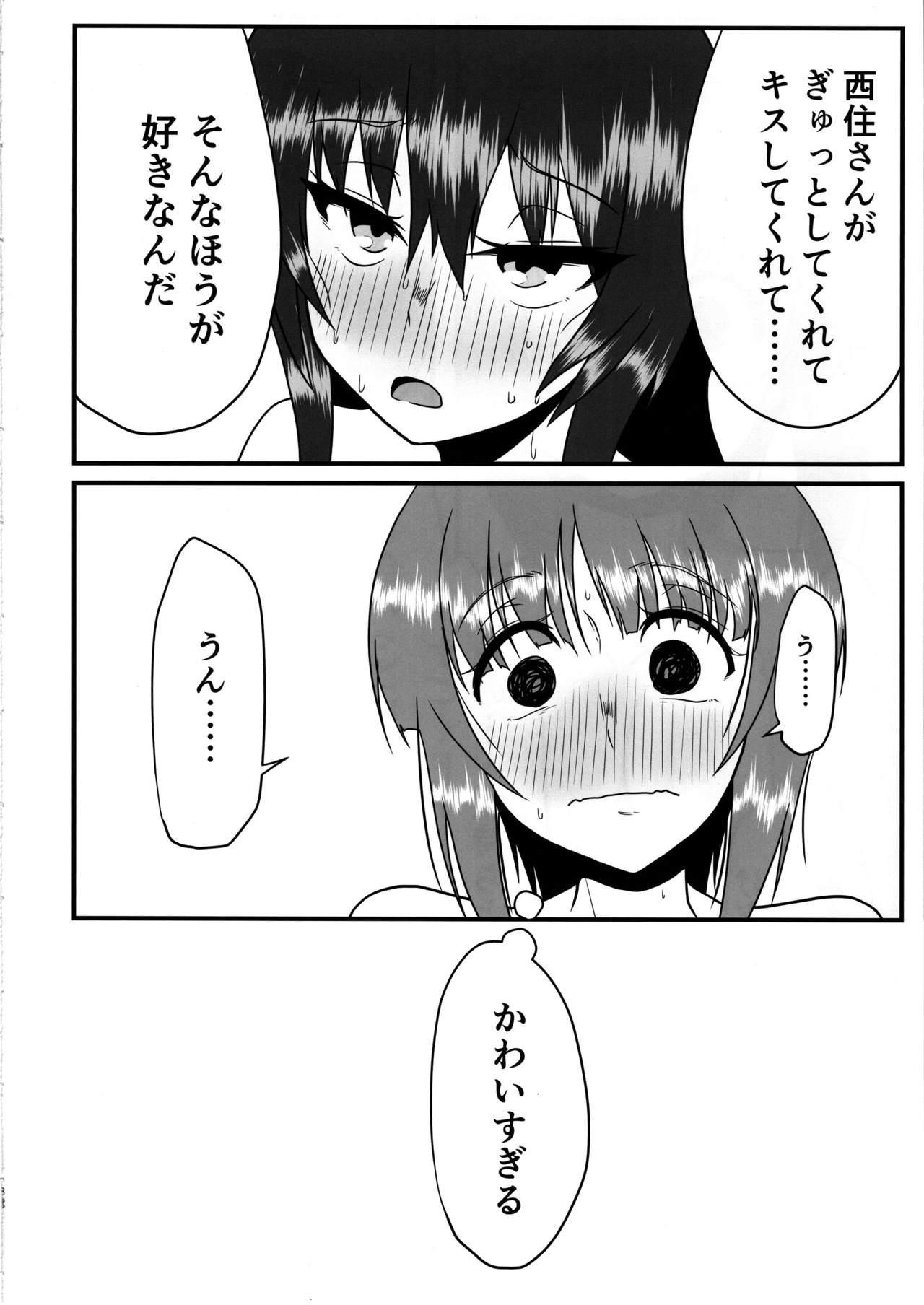 Nishizumi-san wa Sukebe da na 2 30