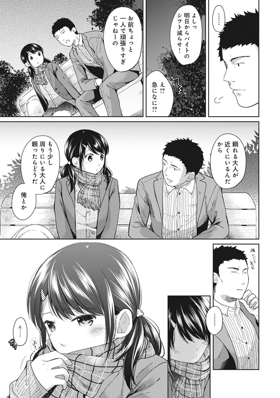 1LDK+JK Ikinari Doukyo? Micchaku!? Hatsu Ecchi!!? Ch. 1-21 132