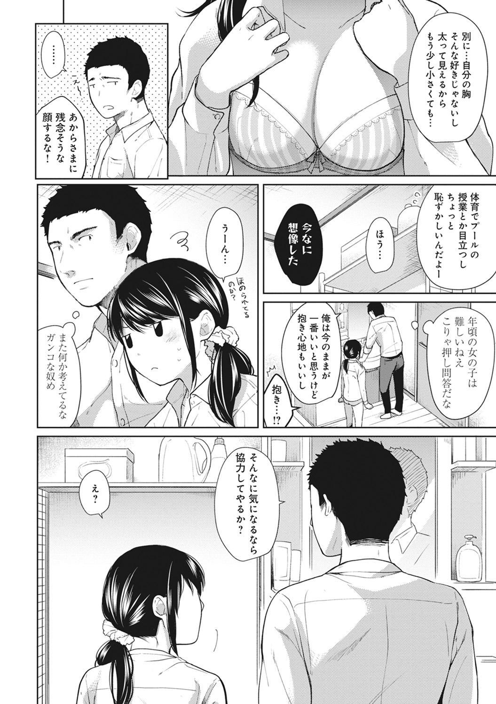1LDK+JK Ikinari Doukyo? Micchaku!? Hatsu Ecchi!!? Ch. 1-21 156