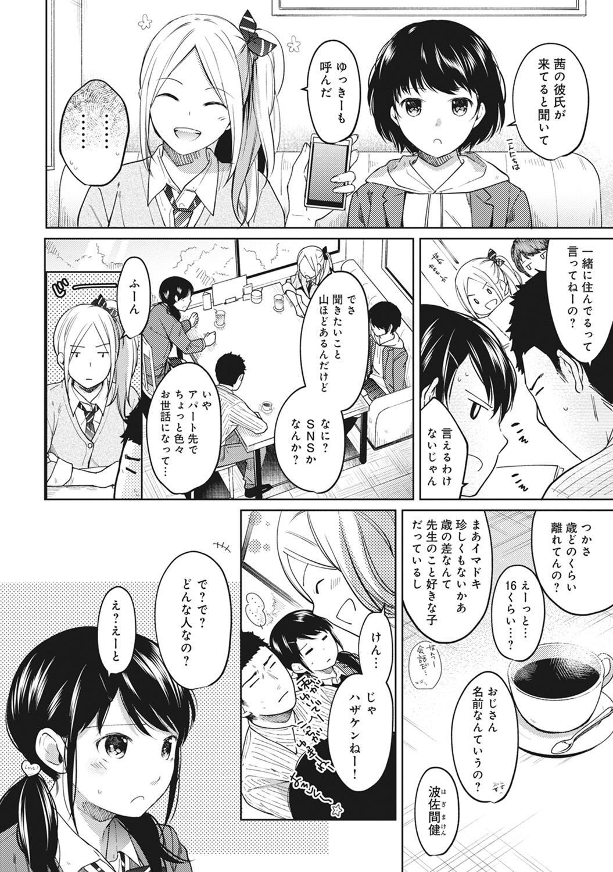 1LDK+JK Ikinari Doukyo? Micchaku!? Hatsu Ecchi!!? Ch. 1-21 179