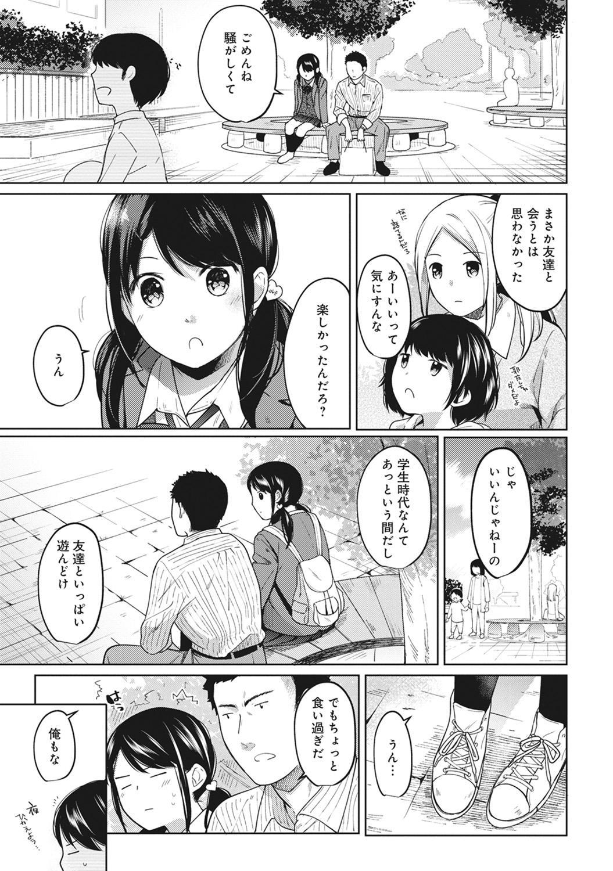 1LDK+JK Ikinari Doukyo? Micchaku!? Hatsu Ecchi!!? Ch. 1-21 182