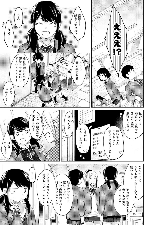 1LDK+JK Ikinari Doukyo? Micchaku!? Hatsu Ecchi!!? Ch. 1-21 250