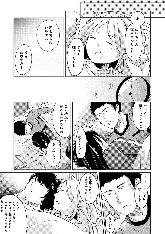 1LDK+JK Ikinari Doukyo? Micchaku!? Hatsu Ecchi!!? Ch. 1-21 261
