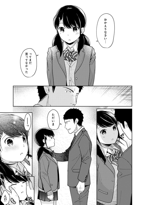 1LDK+JK Ikinari Doukyo? Micchaku!? Hatsu Ecchi!!? Ch. 1-21 371
