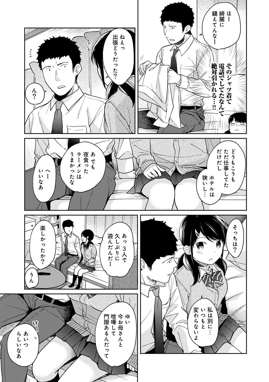 1LDK+JK Ikinari Doukyo? Micchaku!? Hatsu Ecchi!!? Ch. 1-21 373