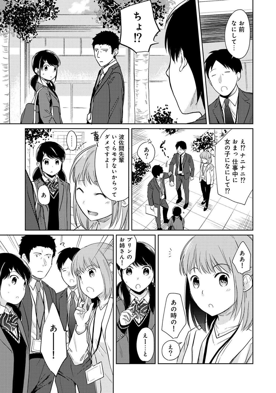 1LDK+JK Ikinari Doukyo? Micchaku!? Hatsu Ecchi!!? Ch. 1-21 396