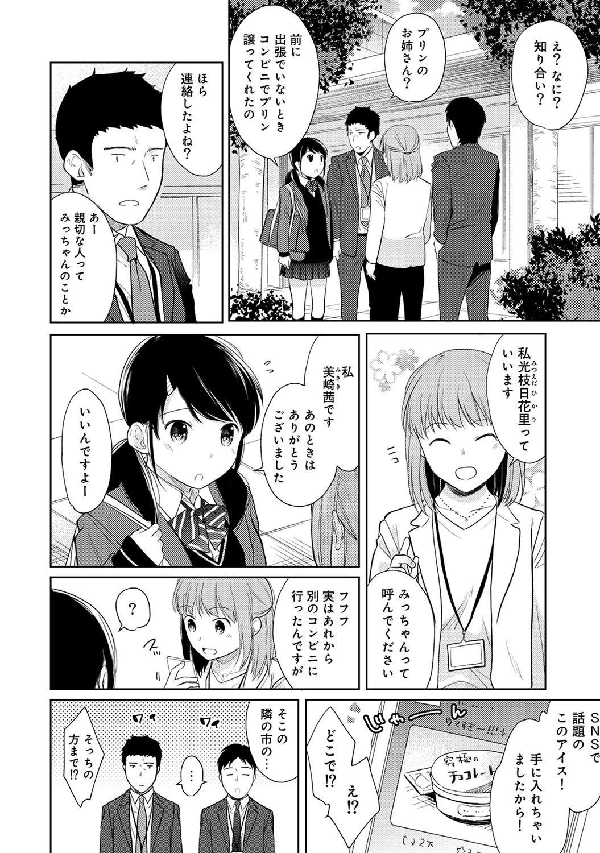 1LDK+JK Ikinari Doukyo? Micchaku!? Hatsu Ecchi!!? Ch. 1-21 397