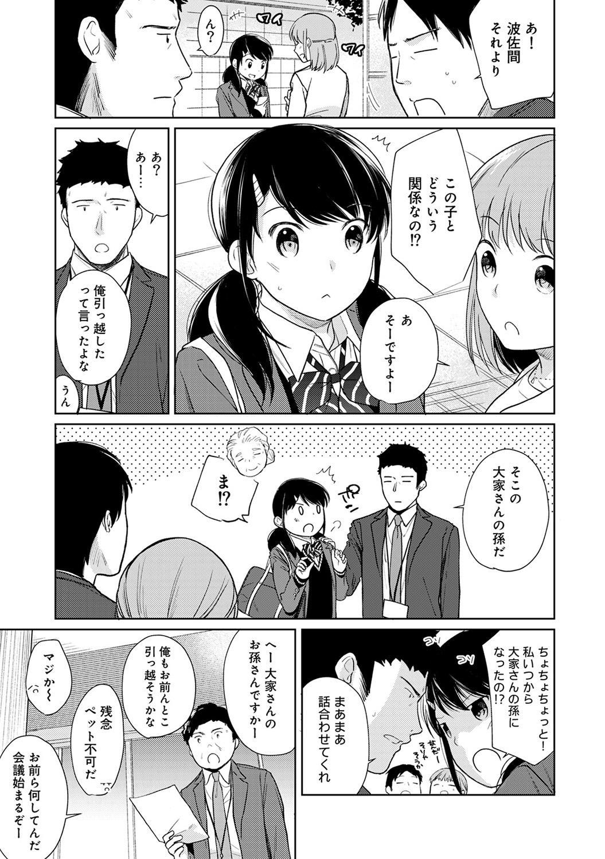 1LDK+JK Ikinari Doukyo? Micchaku!? Hatsu Ecchi!!? Ch. 1-21 398