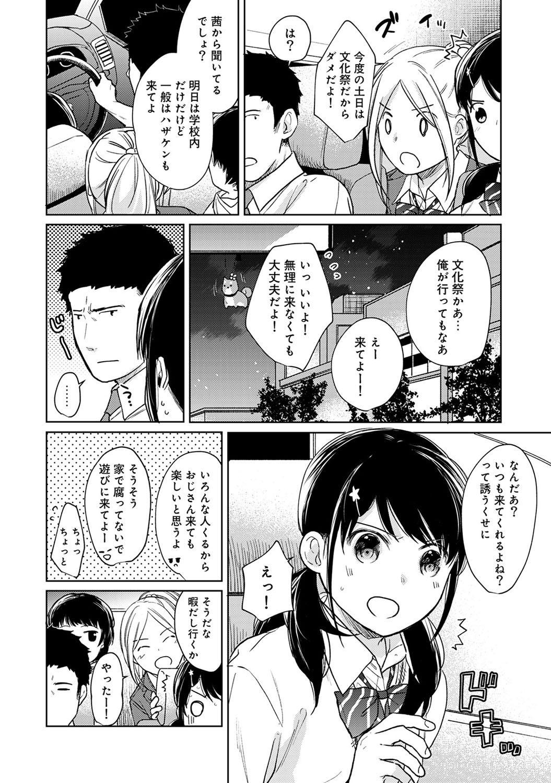 1LDK+JK Ikinari Doukyo? Micchaku!? Hatsu Ecchi!!? Ch. 1-21 451