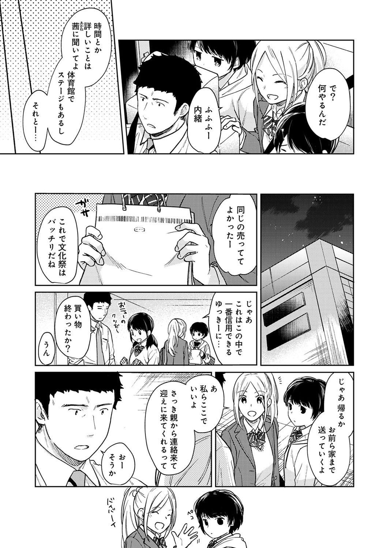 1LDK+JK Ikinari Doukyo? Micchaku!? Hatsu Ecchi!!? Ch. 1-21 452