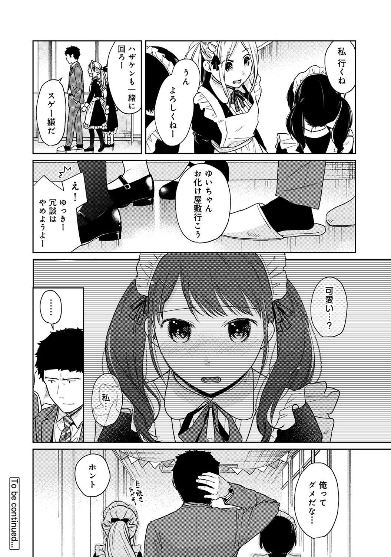 1LDK+JK Ikinari Doukyo? Micchaku!? Hatsu Ecchi!!? Ch. 1-21 500