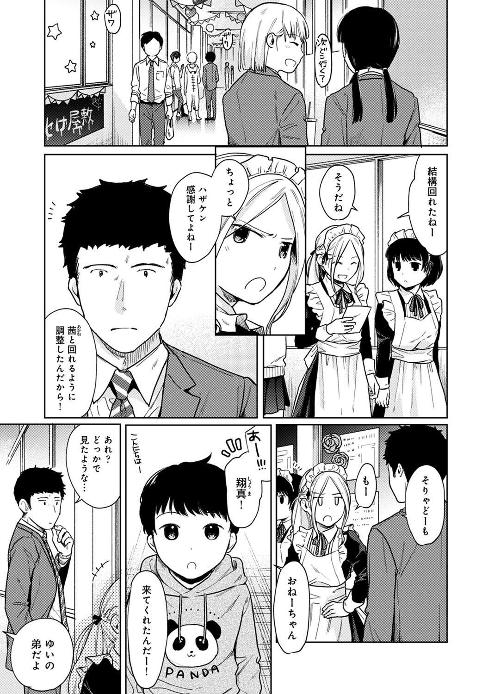 1LDK+JK Ikinari Doukyo? Micchaku!? Hatsu Ecchi!!? Ch. 1-21 502