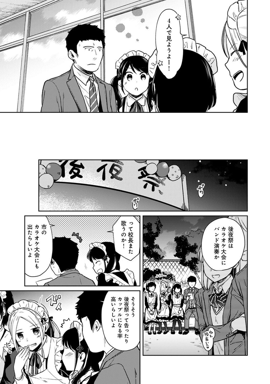 1LDK+JK Ikinari Doukyo? Micchaku!? Hatsu Ecchi!!? Ch. 1-21 504