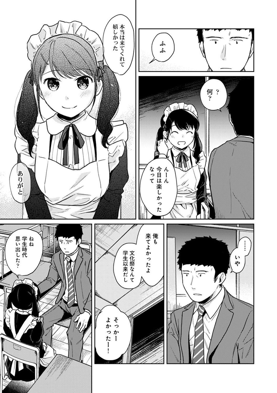 1LDK+JK Ikinari Doukyo? Micchaku!? Hatsu Ecchi!!? Ch. 1-21 508