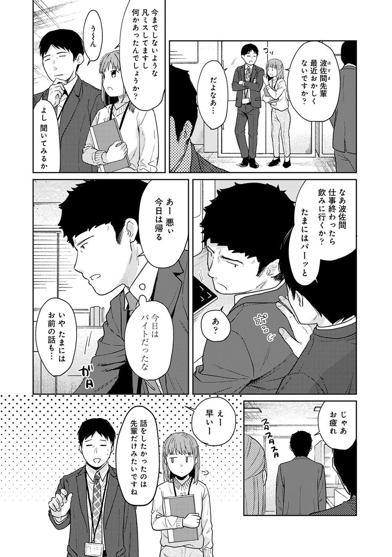 1LDK+JK Ikinari Doukyo? Micchaku!? Hatsu Ecchi!!? Ch. 1-21 538