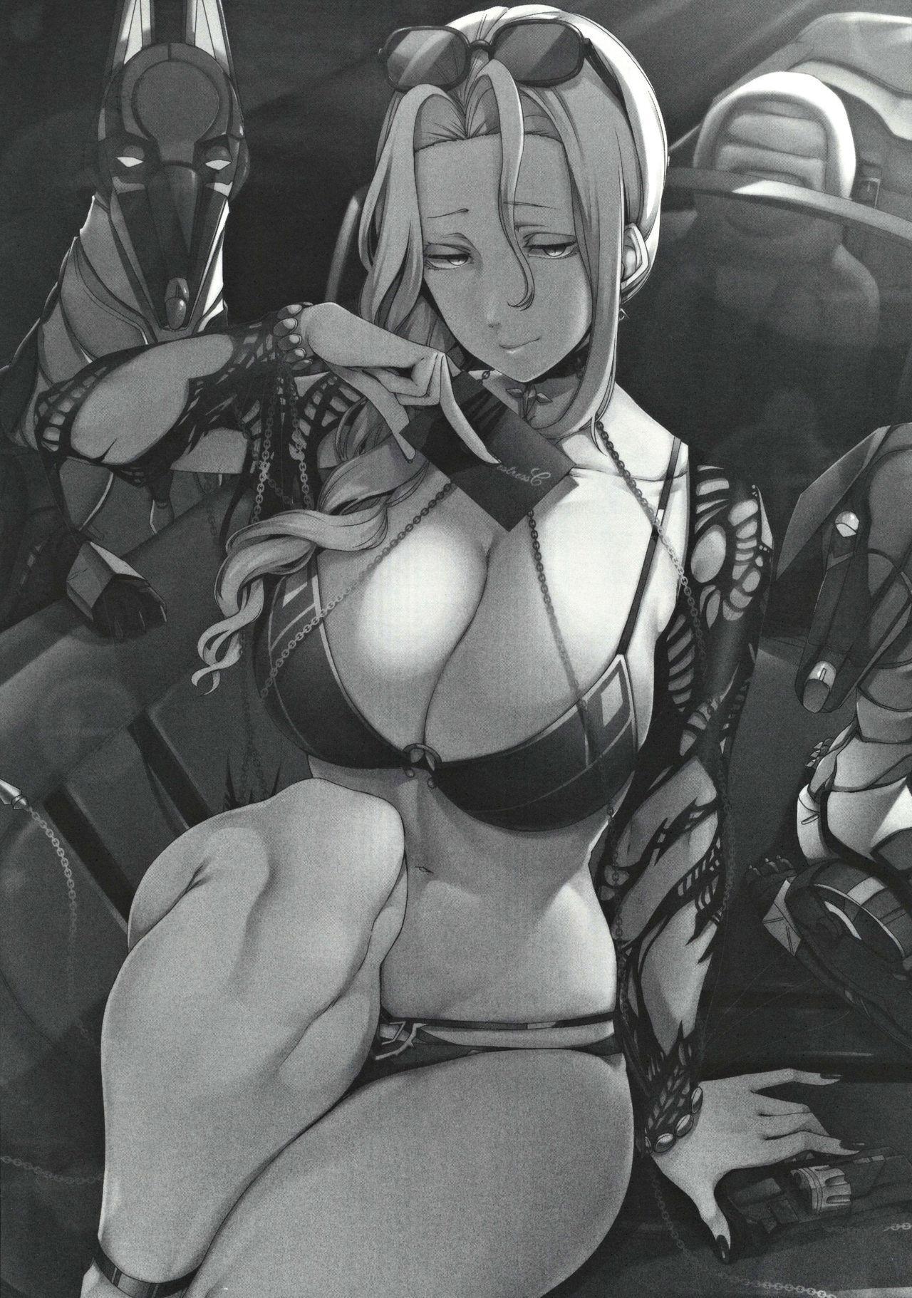 Carmilla-san no Ecchi na no ga Kakitakatta Hon | I Wanted To Draw A Book About Carmilla's Sexiness 26