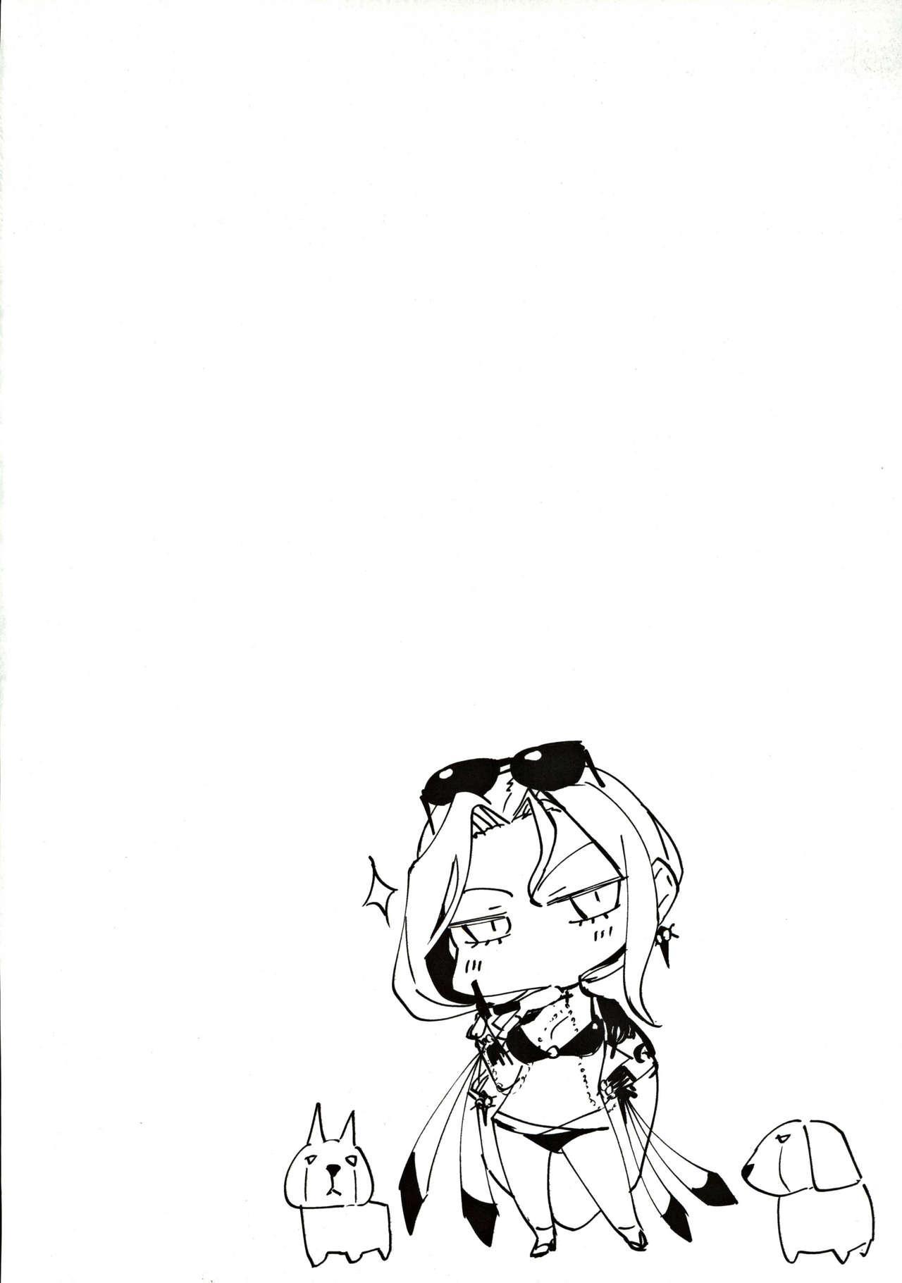 Carmilla-san no Ecchi na no ga Kakitakatta Hon | I Wanted To Draw A Book About Carmilla's Sexiness 2