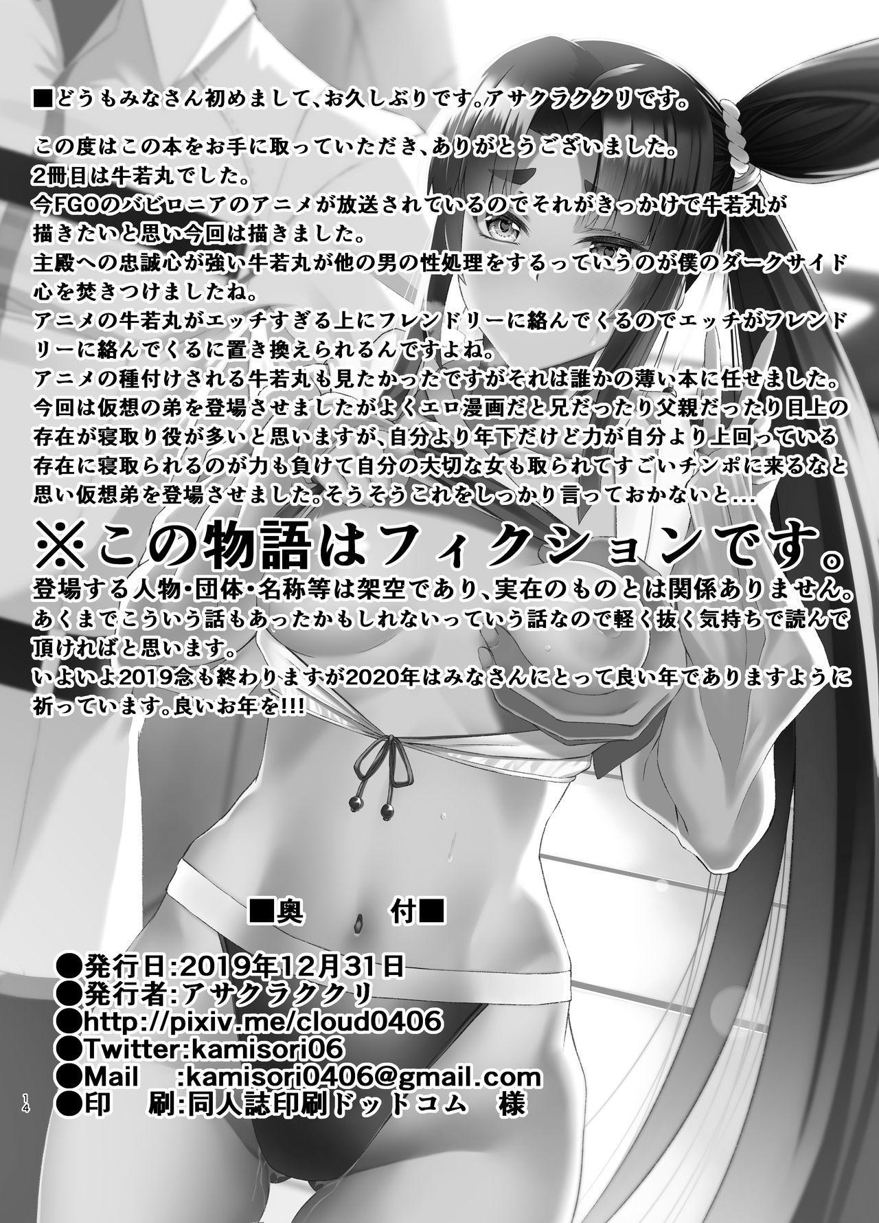 FDO Fate/Dosukebe Order VOL. 2.5 13