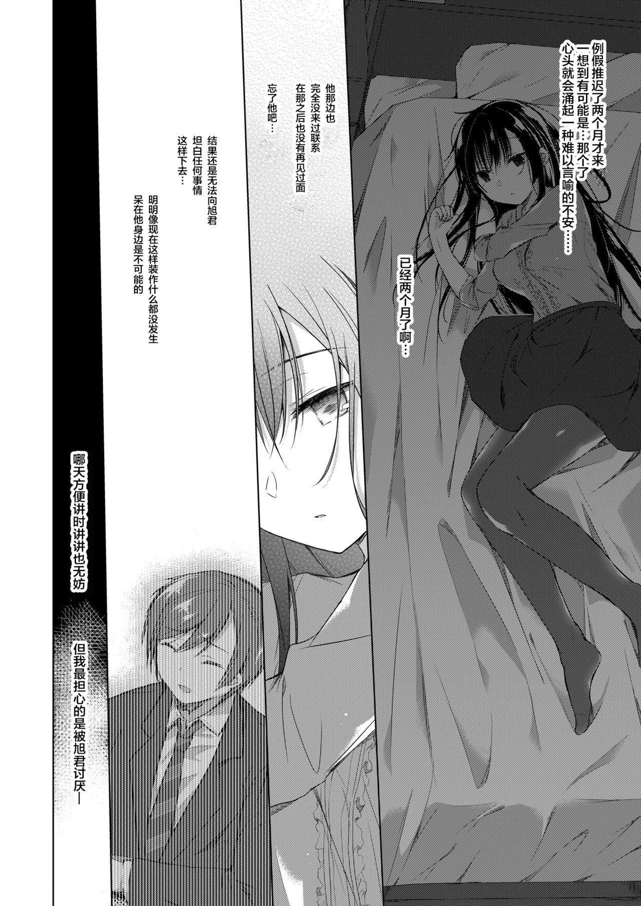 Ero Doujin Sakka no Boku no Kanojo wa Uwaki nante Shinai. 3 - She will never let me down. 11