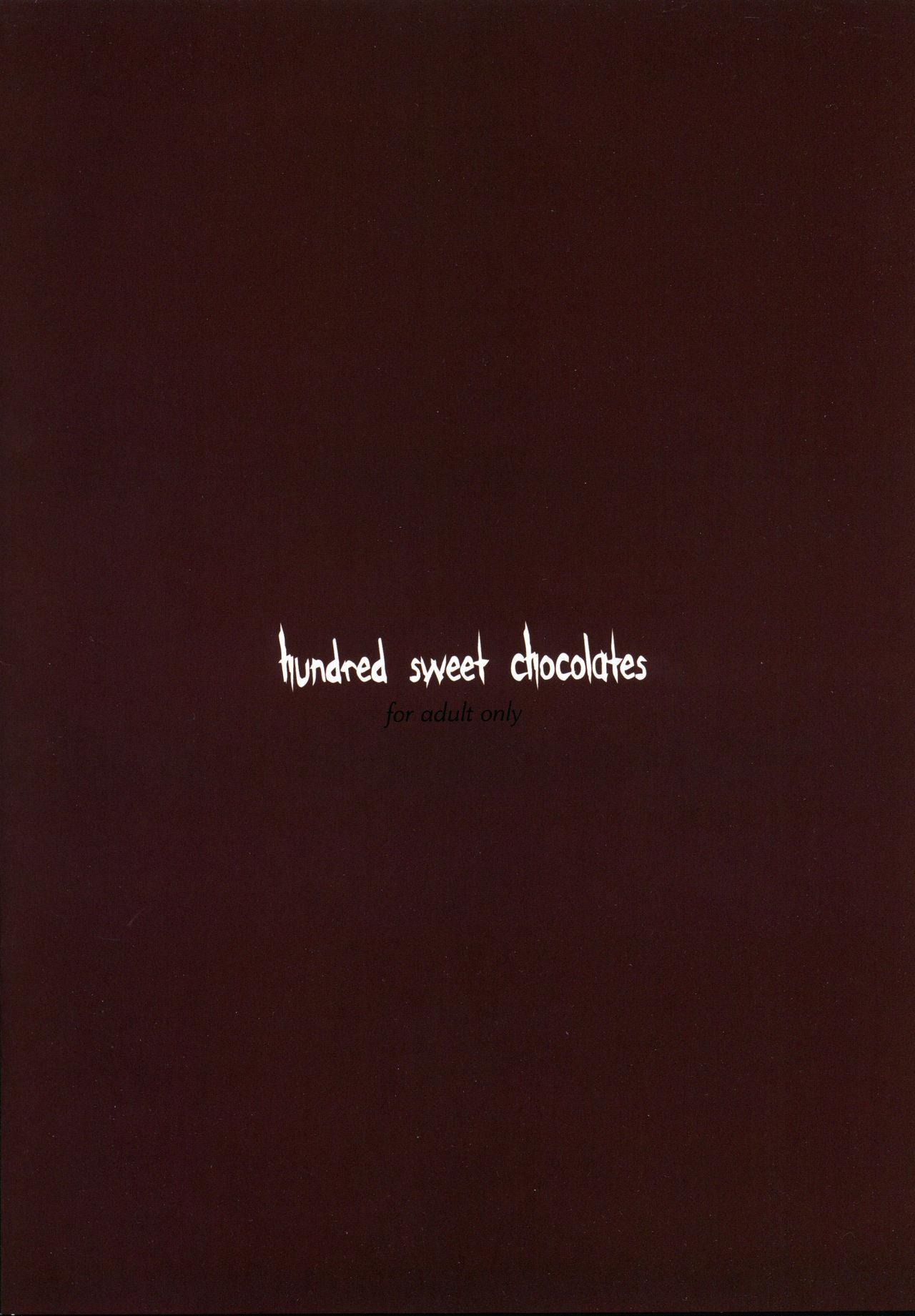 hundred sweet chocolates 11