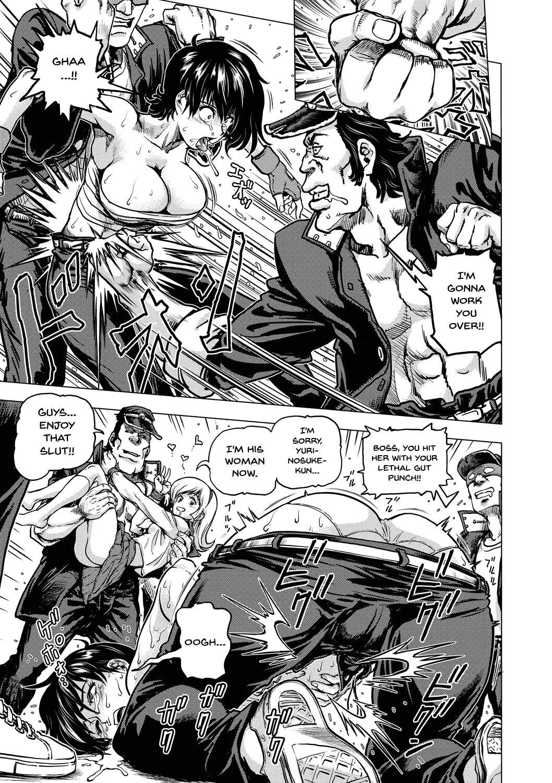 Hikoushiki Heroine Zukan | Informal Heroine Gangbang Ch. 1 9