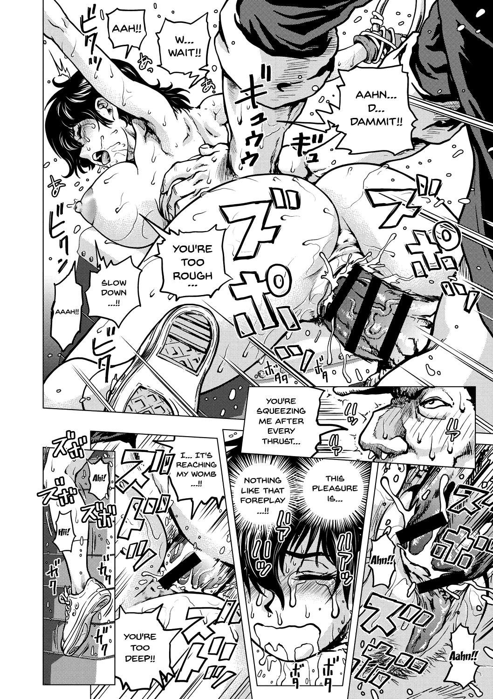 Hikoushiki Heroine Zukan | Informal Heroine Gangbang Ch. 1 18