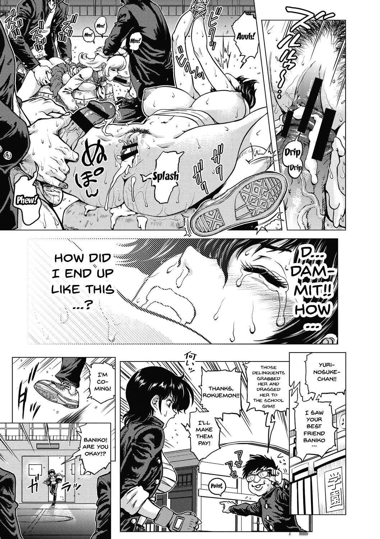 Hikoushiki Heroine Zukan | Informal Heroine Gangbang Ch. 1 5