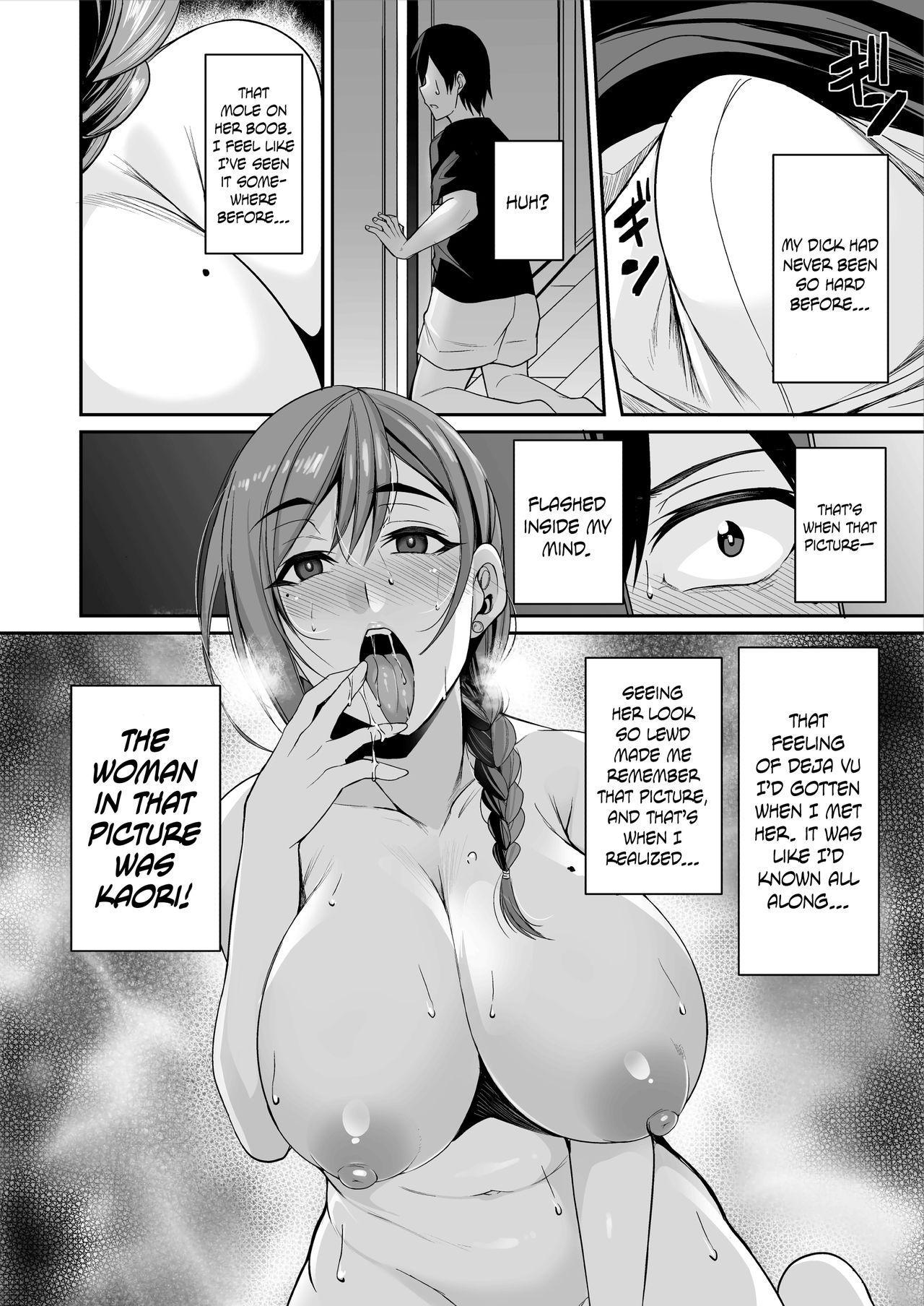Kano Mama ga Midarasugiru | That Mother is Too Obscene 9